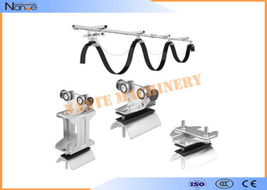Simple Assembly C Track Festoon System For Transport Overhead Crane