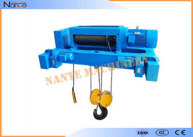 Heavy Industrial Electric Wire Rope Hoist 1.6-12.5 Lifting Capacity