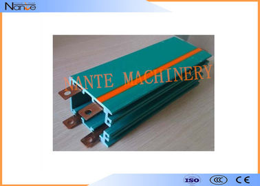50A To 170A Overhead Contact System No Flaming Particles Professional